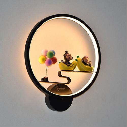 Kids Room Banana Wall Lamp