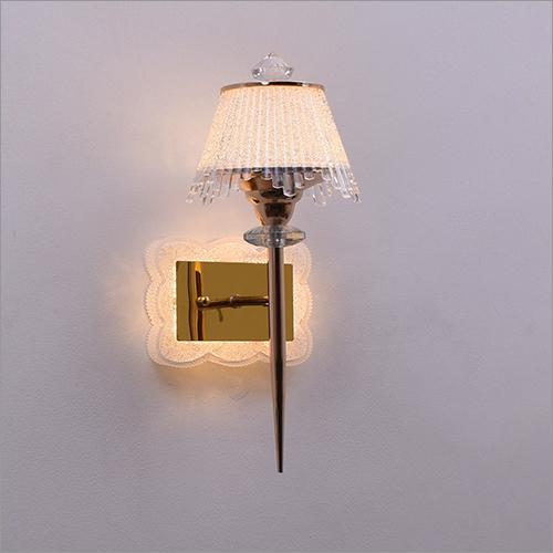 Umbrella Style Crystal Wall Lamp