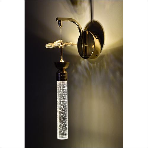 Crystal Bar Wall Lamp