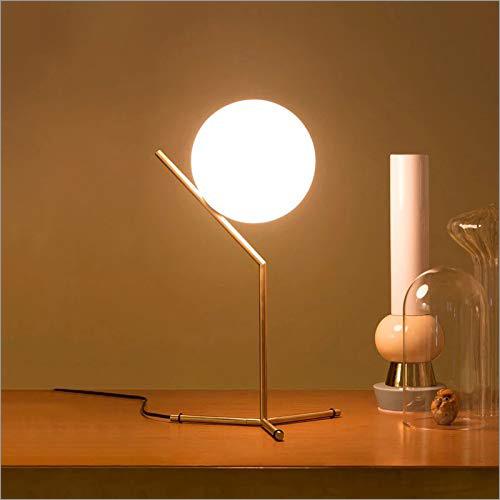Post Modern Glass Table Lamp