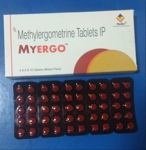 Methylergonovine Maleate Tablets