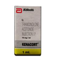 Kenacort Injection (Triamcinolone Acetonide Injection i.p)