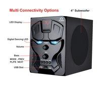 2.1 Multimedia Speaker System