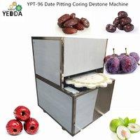 YPT-48 Factory Price Avocado Destoner Coring Machine Peach Seed Remover Corer PlumPitting Machine
