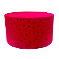 120 Mm Shoe Elastic Ss- F94 Ht Red (Printed) For Tapes Only