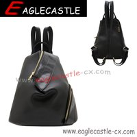 Fashion Women Backpack Girls PU Bag Daily Bag School Backpack Travel Backpack