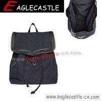 China Factory Stocks Wholesale New PU Fashion Designer Women Luxury Backpack