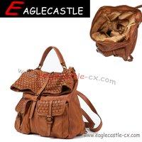 Fashion Woven Backpack