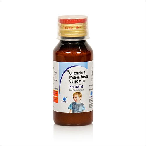 Ofloxacin And Metronidazole Suspension