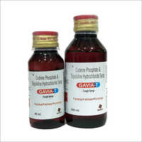 Codeine Phosphate And Triprolidine HCl Syrup