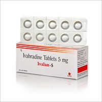 5 MG Ivabradine Tablets