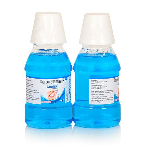 Chlorhexidine Mouth Wash IP