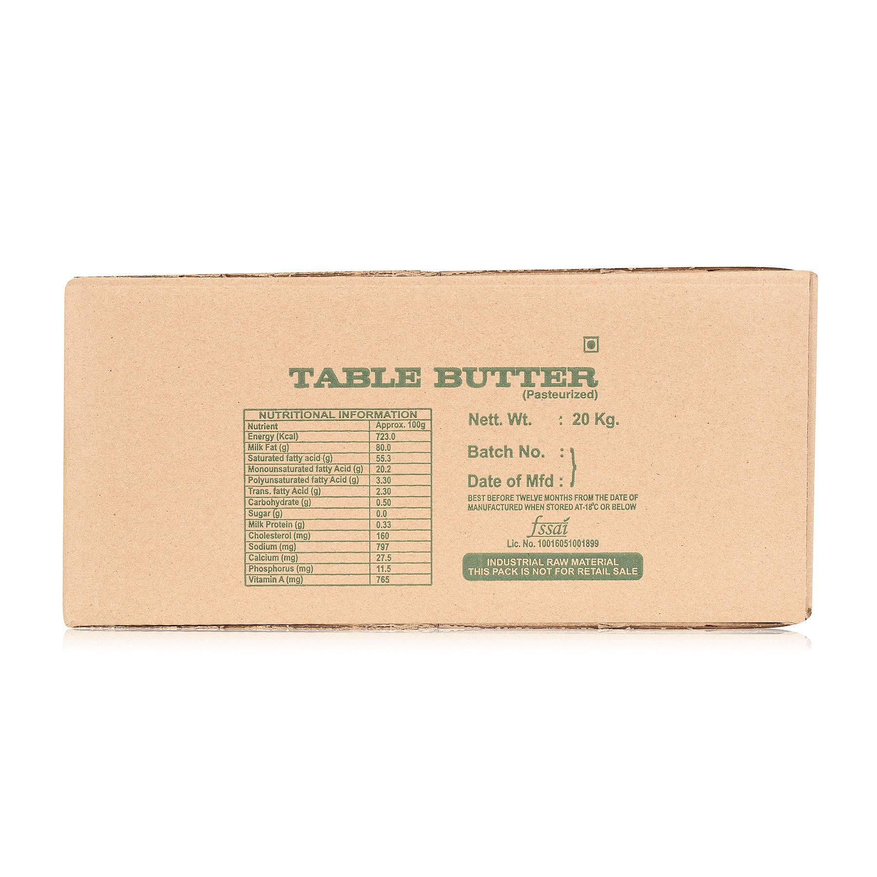 Farmer Fresh Table Butter
