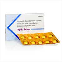 Phosphatidyl Choline, L-Ornithine, L-Aspartate,L-Glutamic Acid And Vitamins Tablets