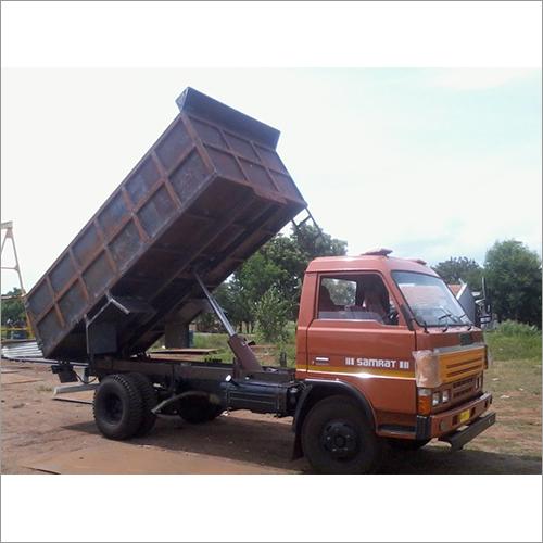 Hydraulic Tipper Trailer For Truck