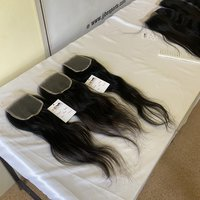 Top Quality Hd Thin Lace Closure, Hd Lace Frontal With Baby Hair 13x6 4x4 Lace Closure