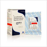 Levosalbutamol And Ipratropium Bromide Respiratory Solution
