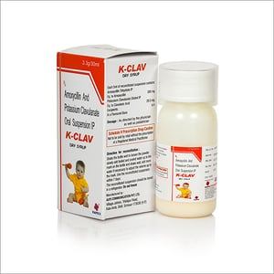 K-Clav Dry Syrup