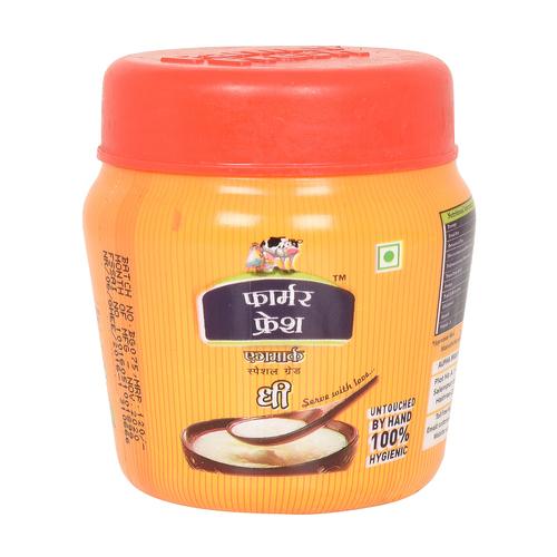Yellow Farmer Fresh Ghee Desi- Poly Jar 200Ml
