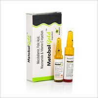 Mecobalamin Folic Acid Niacinamide And Vitamin C Injection