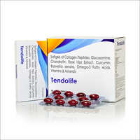 Softgels Of Collagen Peptides, Glucosamine, Chondroitin, Omega-3 Fatty Acids, Vitamins And Minerals