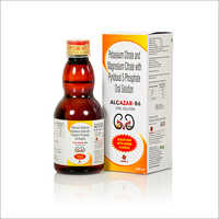 Potassium Citrate And Magnesium Citrate With Pyridoxal 5 Phosphate Oral Solution