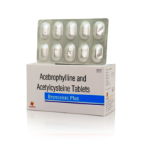 Acebrophylline And Acetylcysteine Tablets