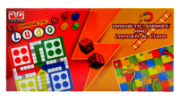 Magnetic Ludo + Snakes