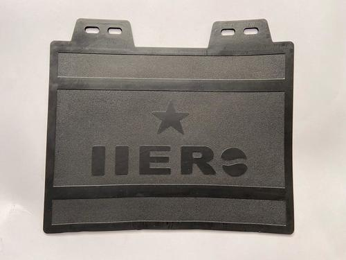 He-ro Big Size Mud Flap  ( Heavy Quality)