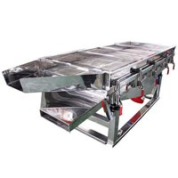 VBS-1440 Factory Price Double Tray Small Fruit Blueberry /Nuts Granu Granule Vibrating Sorting Machine