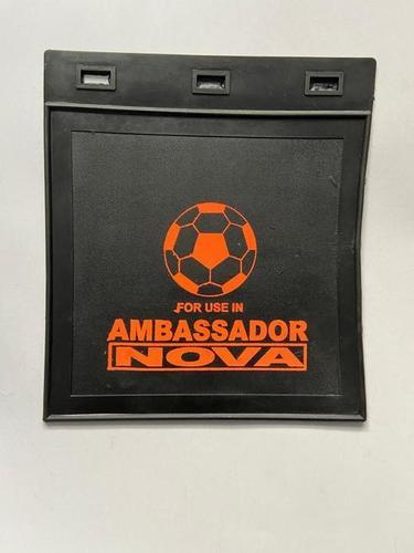 Ambessdor Nova Type Mud Flap Universal