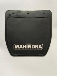 Mahindra Commander Type Mud Flaps