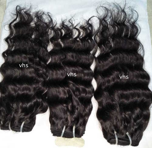 Single Donor Loose Curly Hair