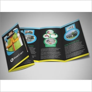 Advertising Brochure Printing Services
