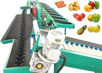 FWS-15000 Factory Price Abalone Sorting / Scallop Grading Machine Fruit Vegetable Weight Sorting Machine