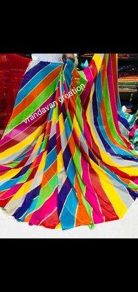 Weightless saree