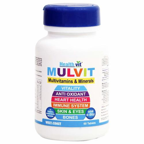Multivitamin and Mineral Tablets - 4