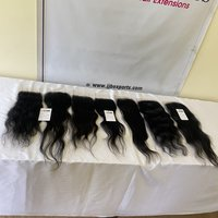Wholesale Natural Virgin 10a 11a Grade Remy Indian Soft Hd Lace Closure With Frontal Hair