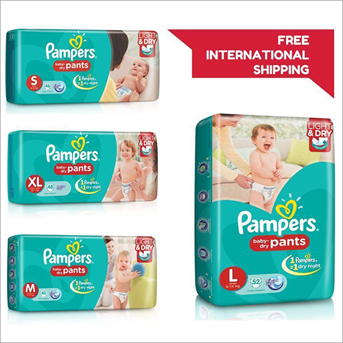 Pampers ( Bady Dry Pants)