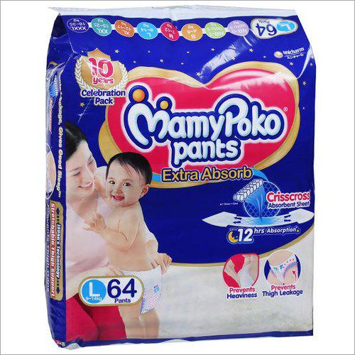 Mamy Poko Pants (L 64 Pants)