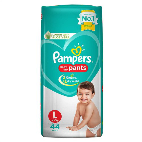 Pampers (Baby Dry Pants) L 40 Pants