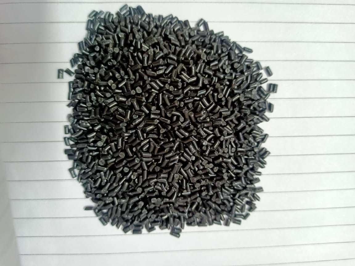 Delrin Black Granules