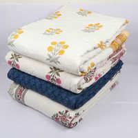 Feeding Cotton Printed Razai Quilt