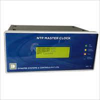 NTP GPS Master DIgital Clock