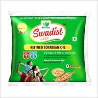 Swadist Refined Soyabean Oil