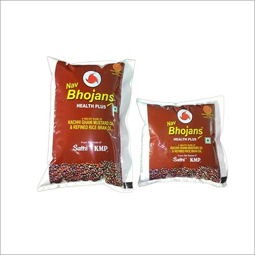 Nav Bhijans Kachchi Ghani Mustard Oil