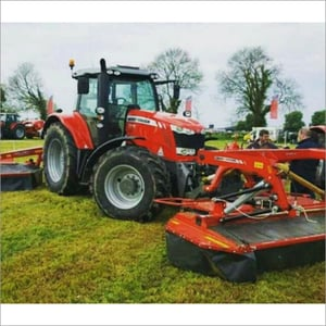 Massey Ferguson Agricultural Tractor