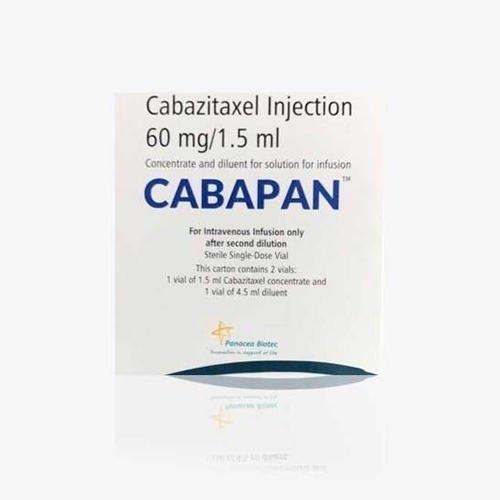 Cabapan Cabazitaxel  Anticancer Injection