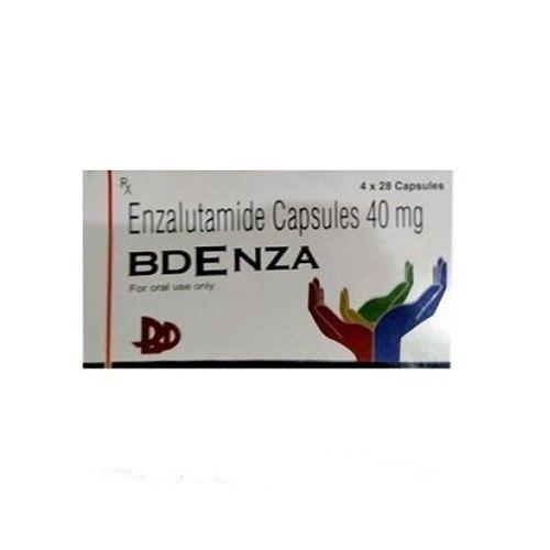 Bdenza Enzalutamide 40 Mg Capsules