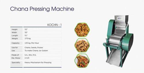 Chana jor Making Machine